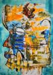Obras de arte: America : Cuba : Camaguey : Camaguey_ciudad : El hombre que no hablo