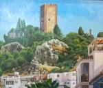 Obras de arte: Europa : España : Andalucía_Granada : almunecar : fortaleza