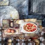 Obras de arte: Europa : España : Castilla_y_León_Salamanca : BéJAR : Calderillo