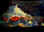 Obras de arte: America : El_Salvador : San_Salvador : San_Salvador_capital : santa Ana