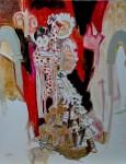 Obras de arte: Europa : España : Andalucía_Granada : almunecar : bailando 1