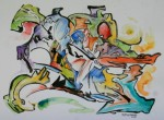Obras de arte:  : Costa_Rica : San_Jose : Moravia : SIN TITULO