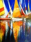 Obras de arte: Europa : España : Comunidad_Valenciana_Alicante : formentera_del_segura :  DESPLEGANDO VELAS