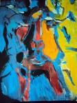 Obras de arte: America : Chile : Antofagasta : antofa : aflicción