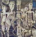 Obras de arte: America : M�xico : Mexico_Distrito-Federal : Mexico_D_F : TODOS EN PELOTAS