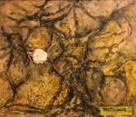 """Obras de arte:  : España : Andalucía_Granada : Granada_ciudad : OBRA """"EN PUERTAS DE LA PRIMAVERA"""""""