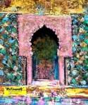 """Obras de arte:  : España : Andalucía_Granada : Granada_ciudad : EXTRACTO OBRA: """"ALHAMBRA (I)"""""""
