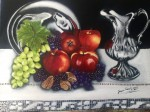 Obras de arte: Europa : España : Aragón_Zaragoza : pastriz : Frutos de otoñ
