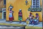Obras de arte:  : Colombia : Cundinamarca : BOGOTA_D-C- : Palenqueras 2014