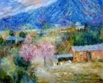 Obras de arte: America : Argentina : Salta : Salta_ciudad : CERRO ACARICIANTE - La Poma, Salta