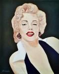 Obras de arte: Europa : España : Catalunya_Barcelona : Barcelona : Marilyn Monroe