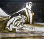 Obras de arte: America : Cuba : Ciudad_de_La_Habana : Centro_Habana : Hormiga y elefante