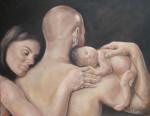 Obras de arte: America : Colombia : Antioquia : Medellin : LA FAMILIA