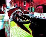 Obras de arte:  : España : Comunidad_Valenciana_Alicante : alicante_ciudad : LA GÓNDOLA