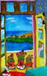 Obras de arte:  : México : Baja_California_Sur : San_Jose_Del_Cabo : Hotel view