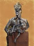 Obras de arte: America : Argentina : Buenos_Aires : Capital_Federal : Hambre de Humanidad