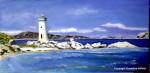 Obras de arte: Europa : España : Canarias_Las_Palmas : Maspalomas : faro Cerdeña