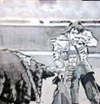 Obras de arte: Europa : España : Andalucía_Granada : almunecar : matador