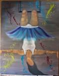 Obras de arte:  : España : Murcia : Murcia_ciudad : Bailarina