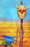 Obras de arte: America : México : Durango : durango_ciudad : La Calavera Del Diablo