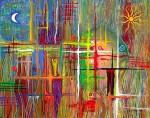Obras de arte: Europa : España : Catalunya_Barcelona : Castelldefels : Entre el dia i la nit