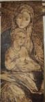 Obras de arte:  : España : Castilla_la_Mancha_Cuenca : cuenca_ciudad : Virgen con niño
