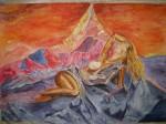 Obras de arte:  : España : Castilla_la_Mancha_Cuenca : cuenca_ciudad : Madre Tierra