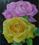 Obras de arte: Europa : España : Andalucía_Granada : almunecar : rosas