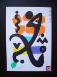 Obras de arte:  : España : Catalunya_Barcelona : Barcelona : ESCRITURA