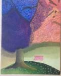 Obras de arte:  : México : Mexico_Distrito-Federal : Benito_Juarez : El árbol solitario