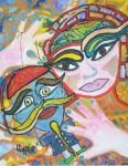 Obras de arte: America : Uruguay : Montevideo : Montevideo_ciudad : marioneta
