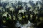 Obras de arte:  : Cuba : Sancti_Spiritus : Trinidad : Sin Título (7) - De la serie SIGILOS