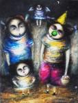 Obras de arte:  : Cuba : Sancti_Spiritus : Trinidad : La Familia (1)