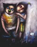 Obras de arte:  : Cuba : Sancti_Spiritus : Trinidad : La Familia (2)
