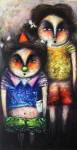 Obras de arte:  : Cuba : Sancti_Spiritus : Trinidad : La Familia (4)