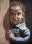 Obras de arte: Europa : España : Comunidad_Valenciana_Alicante : denia : negrita africa