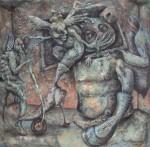 Obras de arte: America : México : Jalisco : Guadalajara : Portentoso Sonido del Silencio