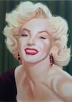 Obras de arte: America : Chile : Region_Metropolitana-Santiago : Renca : Marilyn Monroe