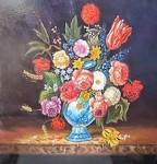 Obras de arte: Europa : España : Andalucía_Granada : almunecar : flor3