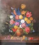 Obras de arte: Europa : España : Andalucía_Granada : almunecar : flor4