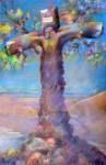 Obras de arte: America : México : Durango : durango_ciudad : El Cristo Mestizo de América