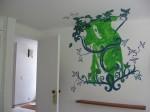 Obras de arte: America : Colombia : Antioquia : Medellín : En la pared