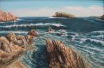 Obras de arte: Europa : España : Cantabria : Santander : La Arnia con viento