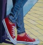Obras de arte: Europa : España : Castilla_y_León_Burgos : burgos : Zapatillas