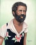 Obras de arte: America : Rep_Dominicana : Santiago : monumental : PERSONAJE DE CUESTA COLORADA