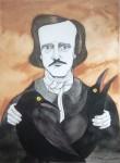 Obras de arte: America : México : Veracruz-Llave : Xalapa : Edgar Allan Poe