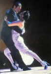 Obras de arte: Europa : España : Castilla_y_León_Burgos : burgos : Bailando tango