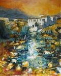 Obras de arte: Europa : España : Valencia : Xativa : Riu Valles V