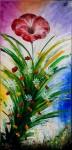Obras de arte:  : España : Andalucía_Granada : Granada_ciudad : La campanica roja