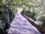 Obras de arte:  : España : Andalucía_Granada : Granada_ciudad : Camino de los nogales